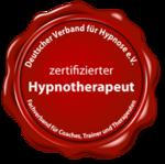 "Logo Hypnose ""Zertifizierter Hypnotherapeut"""