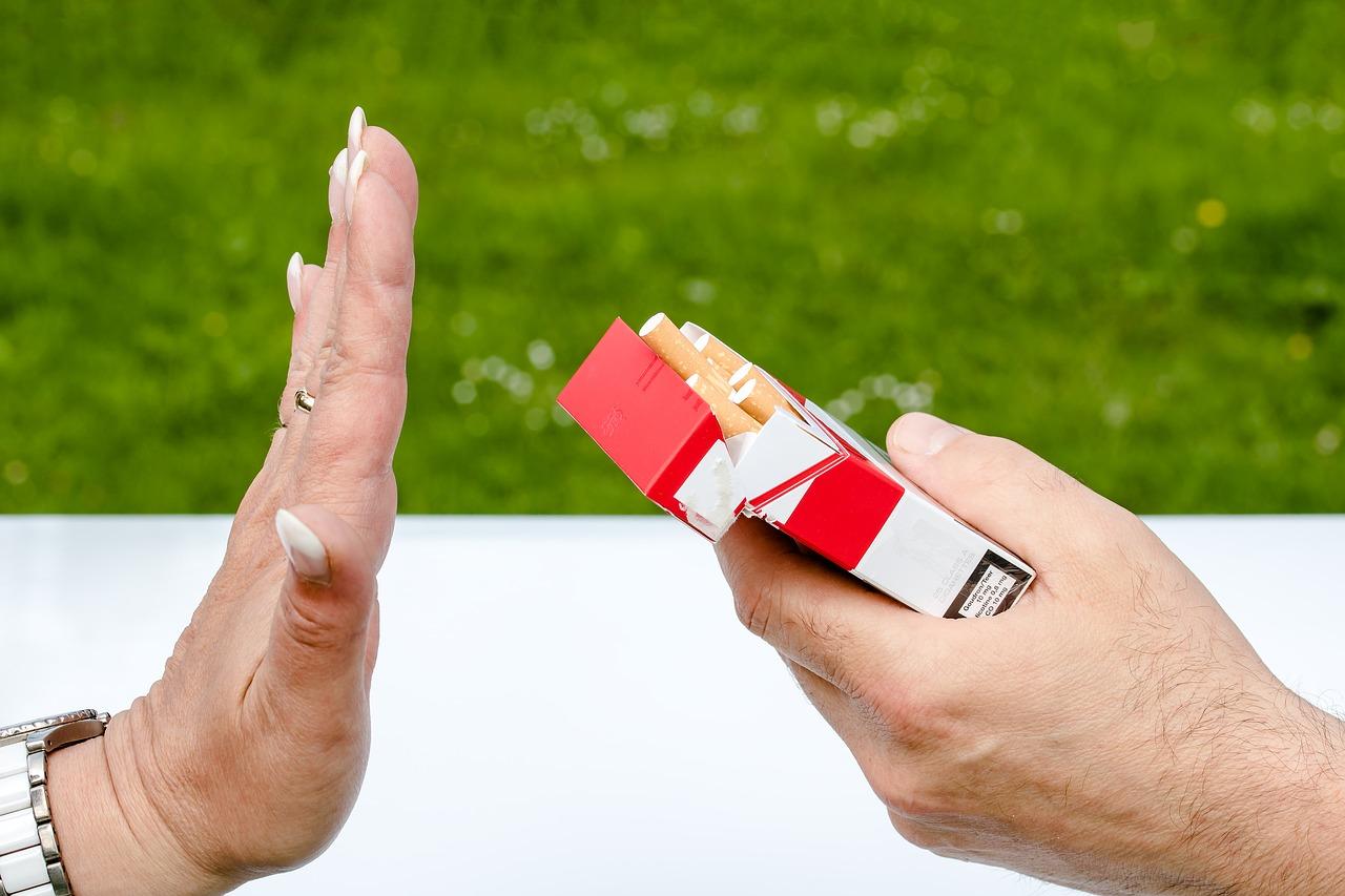 rauchfrei ins neue Jahr