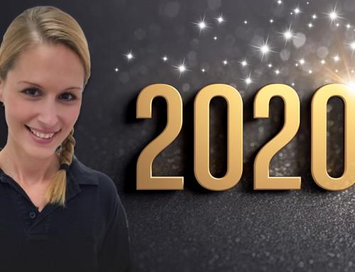 Neues Jahr, neues Glück: Mit Hypnose kraftvoll in 2020!